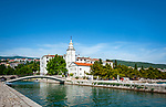 Croatia, Kvarner Gulf, Crikvenica: Hotel Kastel | Kroatien, Kvarner Bucht, Crikvenica: Hotel Kastel