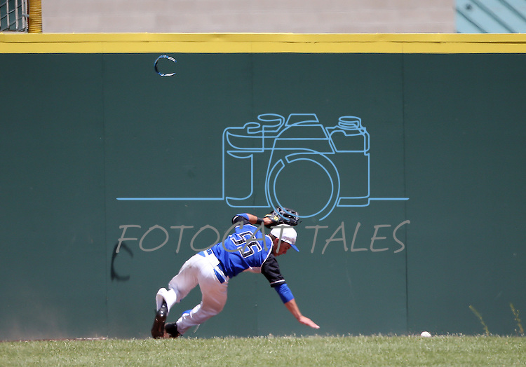 Galena and Basic High School baseball action during the NIAA DI tournament at Bishop Manogue High School, in Reno, Nev., on Friday, May 20, 2016. Cathleen Allison/Las Vegas Review-Journal