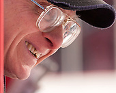 "Boston Herald's John ""Jocko"" Connolly - The Boston University Terriers practiced on the rink at Fenway Park on Friday, January 6, 2017.The Boston University Terriers practiced on the rink at Fenway Park on Friday, January 6, 2017."