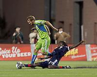 New England Revolution vs Seattle Sounders FC September 04 2010