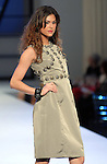 A model wears Burberry Prorsum at the Nordstrom's annual spring preview fashion show at The Corinthian Wednesday  Feb. 20,2008.(Dave Rossman/For the Chronicle)