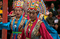 "Shoton Festival (August) is the great opera festival. In ancient times, pious folk went to mountain hermitages to do penance. On the last day of this ritual time, they were served a meal of yogurt and entertained with folk songs and dances. Since the seventh century, opera performances have been held for several days at a time in Norbulingka. Presently, opera contests last for seven days.It is held near the Norbulingka means ""Jeweled Garden,"" a fitting title for this 250-year-old park built near a medicinal spring in the western suburbs of Lhasa. It began as a summer palace for the Dalai Lama, but was soon expanded to include space for the whole governmental administration. The entire park has more than 370 rooms of different sizes. Lawns are shaded by green trees and embroidered with various flowers. Given the landscaping of flowers and trees around the medicinal spring, Norbulingka is also known as ""the park within the park."""