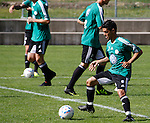 19.07.2011, Bad Kleinkirchheim, AUT, Fussball Trainingscamp VFL Wolfsburg, im Bild Josue , EXPA Pictures © 2011, PhotoCredit: EXPA/Oskar Hoeher