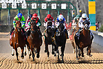 HOT SPRINGS, AR - MARCH 17: Start of the Essex Handicap. at Oaklawn Park on March 17, 2018 in Hot Springs, Arkansas. (Photo by Ted McClenning/Eclipse Sportswire/Getty Images)