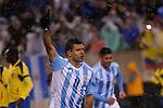 Argentina beats Ecuador 2-1 in New Jersey friendly