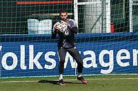 Kevin Trapp (Deutschland Germany) - Seefeld 30.05.2021: Trainingslager der Deutschen Nationalmannschaft zur EM-Vorbereitung