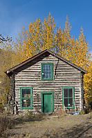Wiseman Trading Post, Wiseman, Alaska.