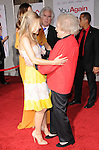 """Kristen Bell & Betty White  at The Touchstone Pictures' World Premiere of """"You Again"""" held at The El Capitan Theatre in Hollywood, California on September 22,2010                                                                               © 2010 Hollywood Press Agency"""