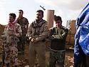Iraq 2014 <br /> Outpost of peshmergas on the front-line, district of Mahmur, new recruits arriving from Kirkuk   <br /> Irak 2014 <br /> Avant-poste de peshmergas, sur la ligne de front, district de Mahmur, nouvelles recrues arrivant de Kirkouk