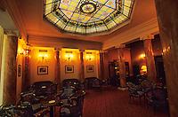 """Europe/Italie/Emilie-Romagne/Bologne : Hôtel """"Baglioni"""" - Le bar"""