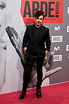 Canco Rodriguez attends to ARDE Madrid premiere at Callao City Lights cinema in Madrid, Spain. November 07, 2018. (ALTERPHOTOS/A. Perez Meca)