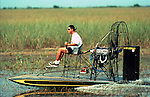 Every year is the Airboat Association of Florida's picnic. The association has a campground on Tamiami Trail in the middle of the Florida Everglades. There are airboat races, BBQ, poker runs and a general fun day in the Everglades