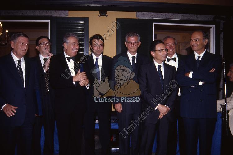 FESTA CLUB CANOVA CASINA DI VILLA MADAMA ROMA 1996