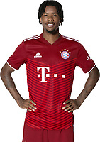 29th August 2021; Munich, Germany; FC Bayern Munich official team portraits for season 2021-22:  Omar Richards