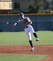 Edward Gonzalez takes part in the 2019 Under Armour Pre-Season All-America Tournament at the Chicago Cubs and Oakland Athletics training complexes on January 19-20, 2019 in Mesa, Arizona (Bill Mitchell)