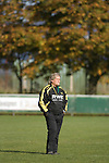Scott Johnson - Director of Coaching during Ospreys rugby training at Llandarcy Institute of Sport near Neath aheah of their Heineken Cup match with Clermont Auvergne on Sunday..