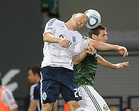 Portland Timbers vs Vancouver Whitecaps August 20 2011
