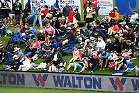 20th March 2021; Dunedin, New Zealand;  Cricket Fans during the New Zealand Black Caps v Bangladesh International one day cricket match. University Oval, Dunedin.