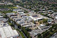 Glasblaeserhoefe: EUROPA, DEUTSCHLAND, HAMBURG, (EUROPE, GERMANY), 02.09.2016: Bergedorf, Glasblaeserhoefe,