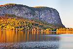 Sunset on Mount Kineo over Moosehead Lake, Rockwood, Somerset County, ME, USA