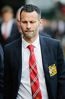 Sunday, 23 November 2012<br /> <br /> Pictured: Ryan Giggs of Manchester United<br /> <br /> Re: Barclays Premier League, Swansea City FC v Manchester United at the Liberty Stadium, south Wales.
