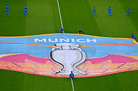 illustration picture showing the opening ceremony in Munich during a soccer game during the quarter final Euro 2020 European Championship between the Belgian national soccer team Red Devils and Italy , called the Azzurri , on friday 2 nd of July 2021  in the Allianz Arena in Munchen , Germany . PHOTO SPORTPIX   SPP   DAVID CATRY