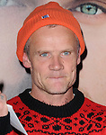 """LOS ANGELES, CA - December 12: Flea arrives at The Warner Bros' Pictures L.A. Premiere of """"her"""" held at The DGA in West Hollywood, California on December 12,2013                                                                               © 2013 Hollywood Press Agency"""