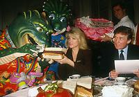 Donald & Marla Trump 1992<br /> Photo By Adam Scull/PHOTOlink.net
