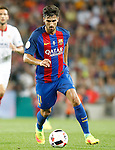 FC Barcelona's Andre Gomes during Supercup of Spain 2nd match.August 17,2016. (ALTERPHOTOS/Acero)
