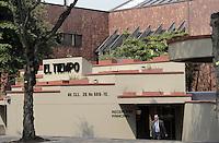 BOGOTÁ-COLOMBIA-15-01-2013. Casa editorial El Tiempo, Bogotá./ El Tiempo publisher, Bogotá. Photo: VizzorImage/STR