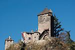 Italy, South Tyrol, Alto Adige, Valle Isarco, Chiusa: Castle Branzoll   Italien, Suedtirol, Eisacktal, Klausen: Schloss Branzoll