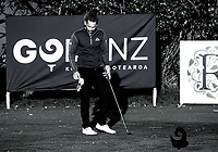 Luke Toomey. Day two of the Renaissance Brewing NZ Stroke Play Championship at Paraparaumu Beach Golf Club in Paraparaumu, New Zealand on Friday, 19 March 2021. Photo: Dave Lintott / lintottphoto.co.nz