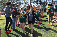 Ladies League Tag Rd 17 Wyong Roos v Kincumber Colts