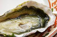 oysters fines de claire