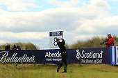 Thomas PIETERS (BEL) during round two of the 2016 Aberdeen Asset Management Scottish Open played at Castle Stuart Golf Golf Links from 7th to 10th July 2016: Picture Stuart Adams, www.golftourimages.com: 08/07/2016