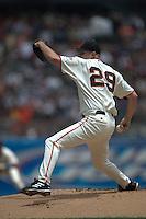 Jason Schmidt. Boston Red Sox vs San Francisco Giants. San Francisco, CA 6/20/2004 MANDATORY CREDIT: Brad Mangin