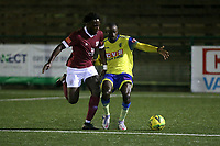 Haringey Borough vs Potters Bar Town, Pitching In Isthmian League Premier Division Football at Coles Park Stadium on 28th September 2021