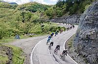 descending the Passo Della Calla<br /> <br /> 104th Giro d'Italia 2021 (2.UWT)<br /> Stage 12 from Siena to Bagno di Romagna (212km)<br /> <br /> ©kramon