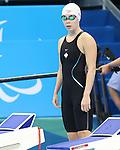 Sarah Mehain, Rio 2016 - Para Swimming // Paranatation.<br /> Sarah Mehain swims in the women's 50m free finals // Sarah Mehain nage dans la finale du 50 m libre féminin. 09/09/2016.