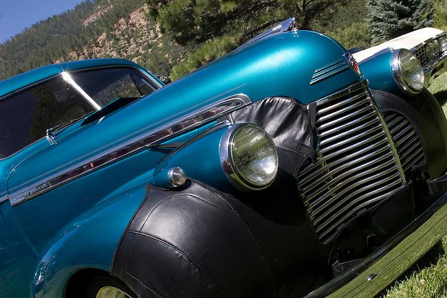 Classic Antique Automobile
