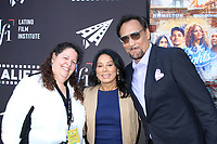 LOS ANGELES - JUN 4:  Carol Marshall, Wanda DeJesus, Jimmy Smits at the In The Heights Screening -  LALIFF at the TCL Chinese Theater on June 4, 2021 in Los Angeles, CA