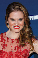"""HOLLYWOOD, LOS ANGELES, CA, USA - APRIL 29: Sarah Drew at the Los Angeles Premiere Of TriStar Pictures' """"Mom's Night Out"""" held at the TCL Chinese Theatre IMAX on April 29, 2014 in Hollywood, Los Angeles, California, United States. (Photo by Xavier Collin/Celebrity Monitor)"""