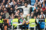 Isco Alarcon of Real Madrid during the match Real Madrid vs RCD Espanyol, a La Liga match at the Santiago Bernabeu Stadium on 18 February 2017 in Madrid, Spain. Photo by Diego Gonzalez Souto / Power Sport Images