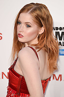 """Ellie Bamber<br /> at the London Film Festival 2016 premiere of """"Nocturnal Animals"""" at the Odeon Leicester Square, London.<br /> <br /> <br /> ©Ash Knotek  D3179  14/10/2016"""