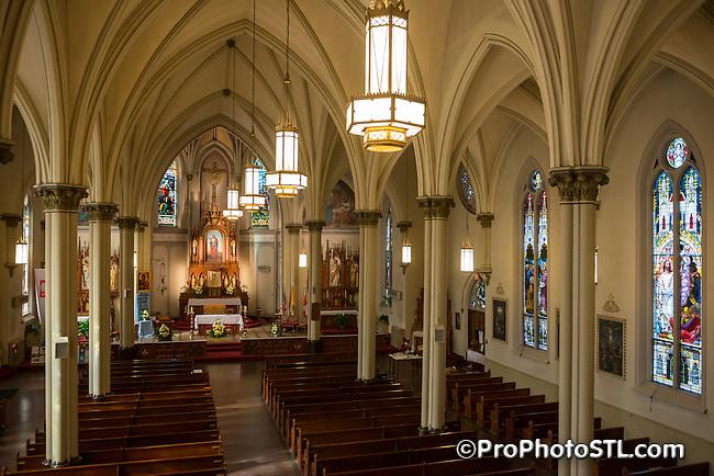 St. Agatha Church in St. Louis, MO