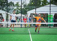 Den Bosch, Netherlands, 16 June, 2018, Tennis, Libema Open, Final Padel men<br /> Photo: Henk Koster/tennisimages.com