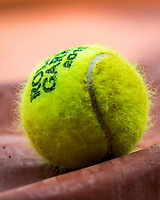 Paris, France, 27 May, 2019, Tennis, French Open, Roland Garros, tennisbal<br /> Photo: Henk Koster/tennisimages.com