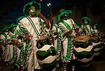 La Llamada, the carnival in Montevideo, Uruguay.