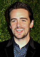 NEW YORK CITY, NY, USA - NOVEMBER 03: Vincent Piazza arrives at the 11th Annual CFDA/Vogue Fashion Fund Awards held at Spring Studios on November 3, 2014 in New York City, New York, United States. (Photo by Celebrity Monitor)