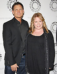 Kevin Williamson & Julie Plec at the Twenty-Seventh Annual PaleyFest: William S. Paley Television Festival honoring the cast of  The Vampire Diaries at The  Saban Theatre in Beverly Hills, California on March 06,2010                                                                   Copyright 2010  DVS / RockinExposures